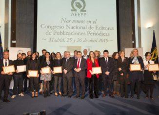 Premio AEPP-Foto familia